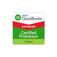 Intuit Quickbooks Advanced Certificate
